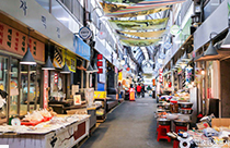 通仁(トンイン)市場