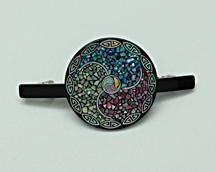 Mother of Pearl Inlaid Accessory