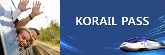 KORAIL pass