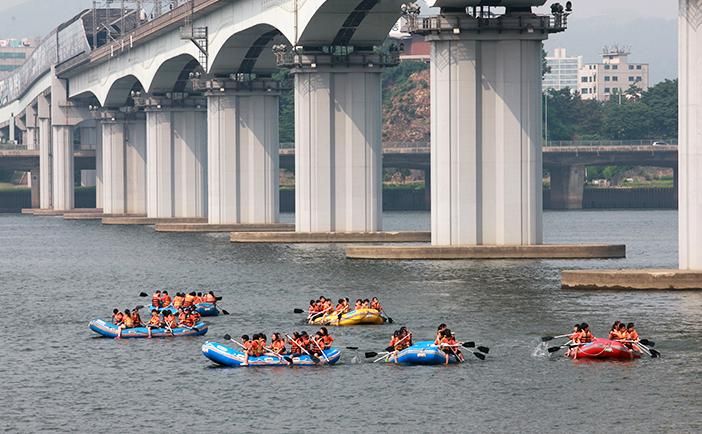 Hangang Summer Festival 2018 (Credit: Seoul Metropolitan Government – Hangang River Department)