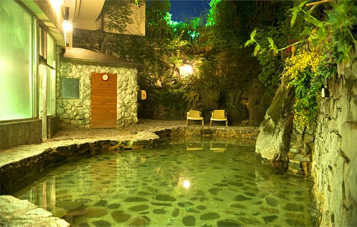 温陽温泉(提供:牙山市文化観光(上))