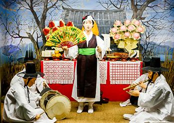 Photo: Exhibitions at Busan Musuem