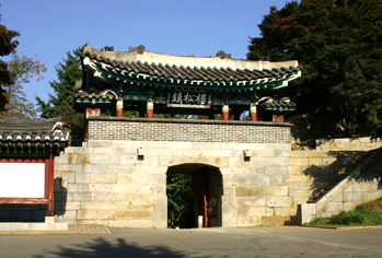 Jinsongru (north gate)