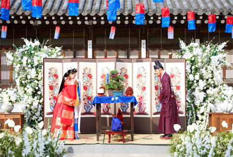 コリアハウスの公演・料理・伝統婚礼(提供:コリアハウス)