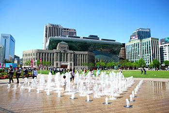 圖片) 仁川中國城
