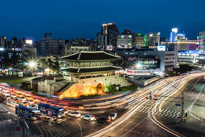 Dongmyo Flea Market