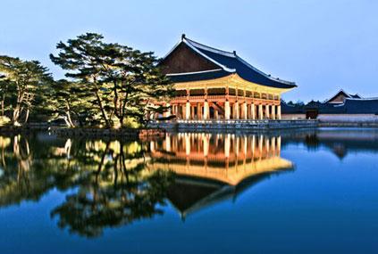 Pavillon Gyeonghoeru