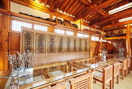 Koreanisches Möbelmuseum