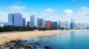 TOP 10 plages de Corée