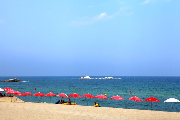 鏡浦海水浴場