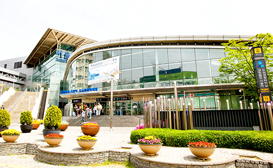 Seoul Station City Airport Terminal