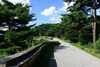 Namhansanseong Fortress dulle-gil trail