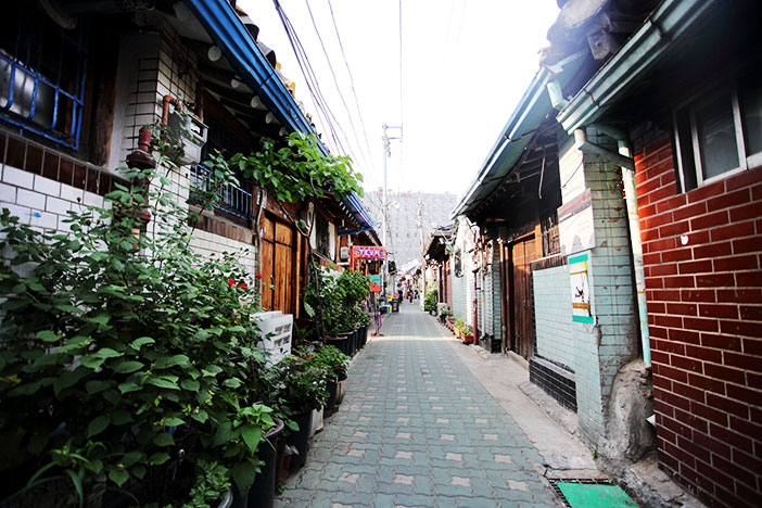 Barrio de Ikseon-dong.