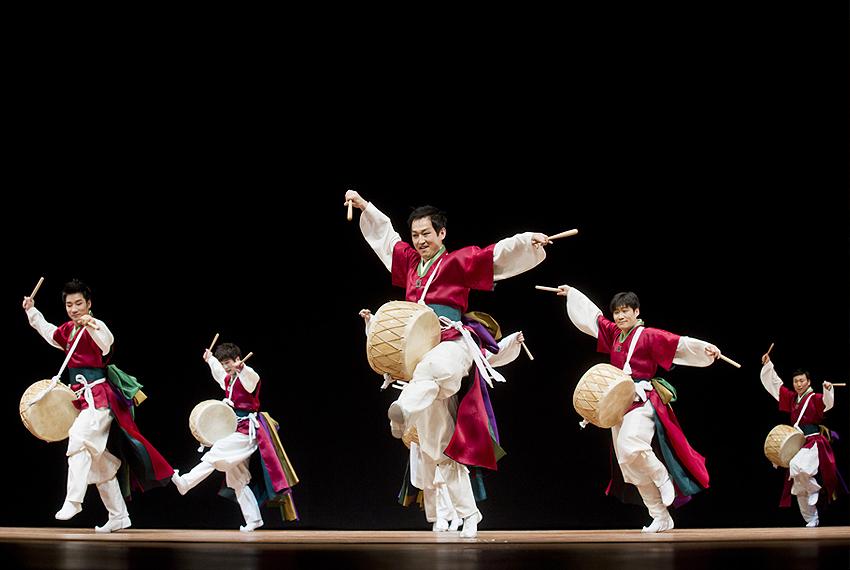韓國傳統音樂