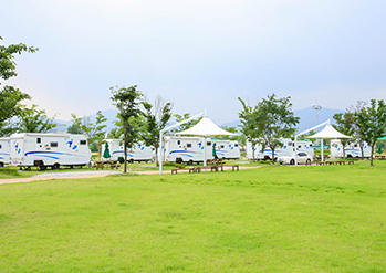 Jaraseom camping site