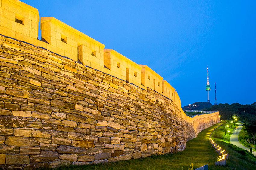 Stadtmauer Hanyangdoseong
