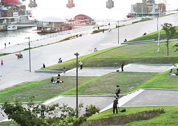 トゥクソム漢江公園