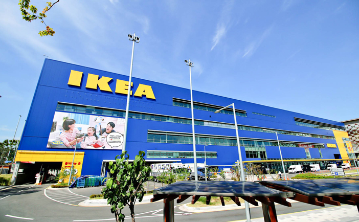 IKEA Gwangmyeong (Credit (all): Bangbang Kookkook)