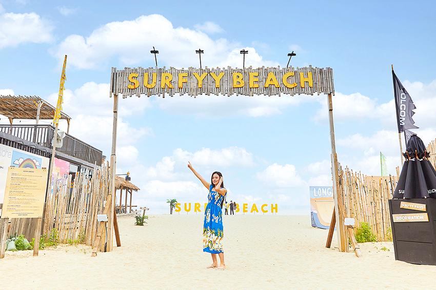 Surfyy Beach