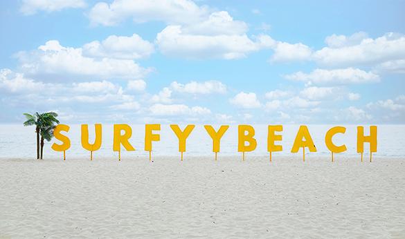 Surfyy Beach (Quelle unten: Min Hye-kyung, Surfyy Beach)