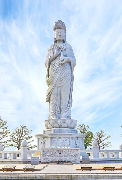 Statue Haesu Gwaneumsang