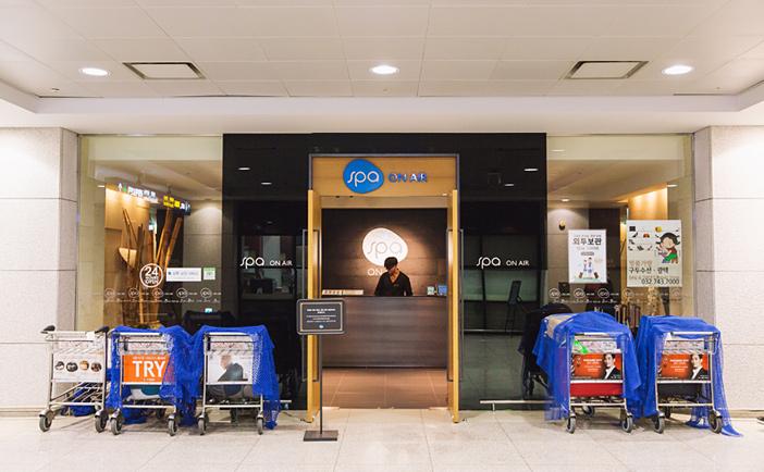 Салон Spa on Air & капсульный отель DARAK HYU & бесплатная душевая
