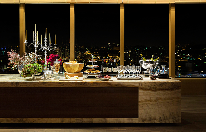 Executive Lounge in The Shilla Seoul (Credit: Hotel Shilla Co., LTD)