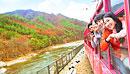 Наполненное романтикой путешествие по внутренним районам Кореи