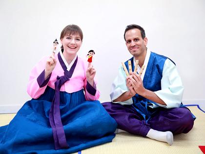 迎接春節,一起體驗韓國傳統文化!