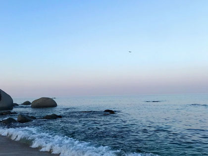 冬季江陵小众旅行记