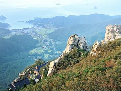 Viaje al sur: la isla Namhae