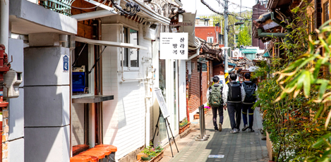 Explore Ikseon-dong, a Hidden Treasure in the Bustling City