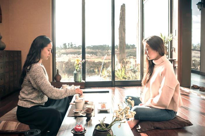 Teezeremonie-Erlebnis im Chuisasun Resort (Quelle: Chuidasun Resort)
