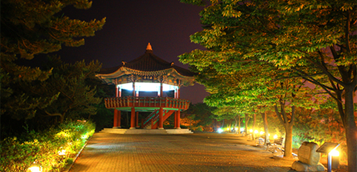 route Dalmatchi-gil, Haeundae