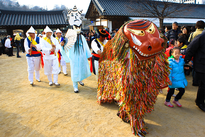 Traditional customs related to Jeongwol Daeboreum