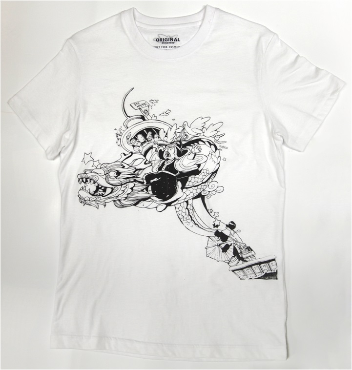 Story of Busan / Story of Namgu (T-Shirt)