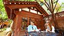 Сеульские кафе, расположившиеся в традиционных домах «ханок»