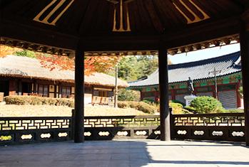 金裕貞文学村