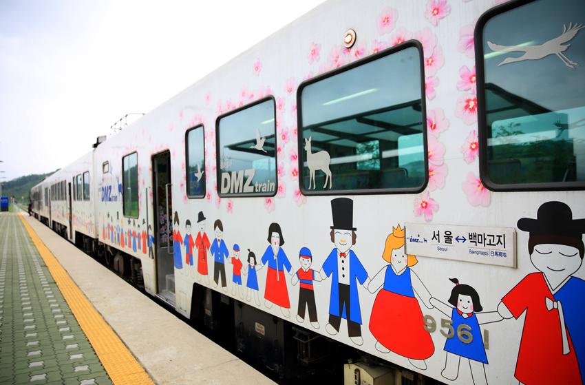 Поезд мира