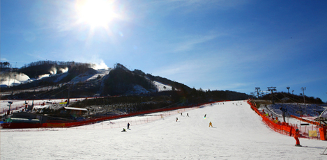 Spend an Exciting Winter at Korea's Ski Resorts