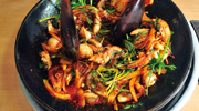 Art culinaire au printemps