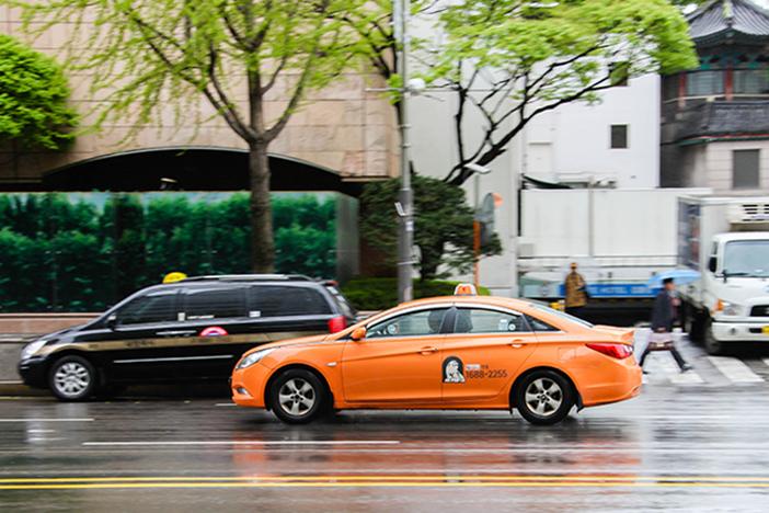 Foto) Taxi