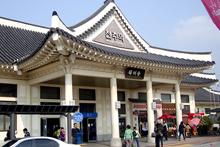 Bahnhof Jeonju