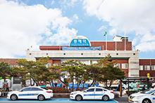 Bahnhof Donghae