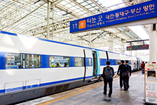 Official Site of Korea Tourism Org : Transportations (Trains