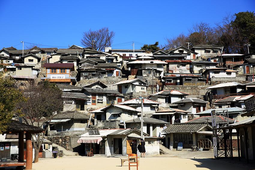 Lugar de Rodaje de Telenovelas de Suncheon.