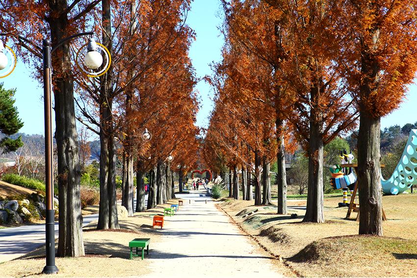 Jardín Nacional de la Bahía Suncheonman.