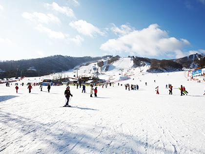 Guía de viaje en esquí por Corea para principiantes