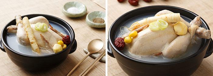 Comidas coreanas para pasar el verano