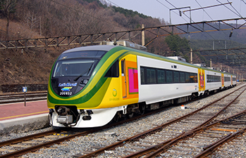 Korea Railroad Co.,(KORAIL)